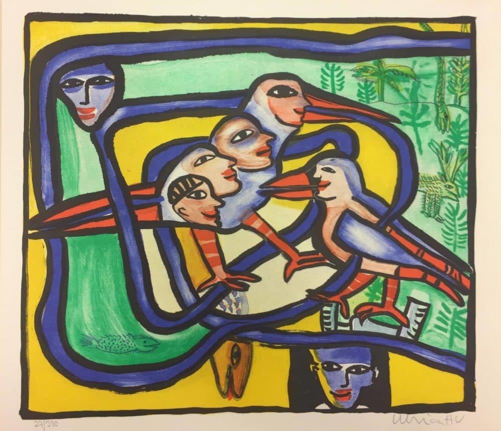 Ulrica Hydman Vallien - Kärlekens labyrint IV