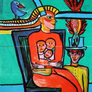 Ulrica Hydman Vallien - Livligt Familjeliv