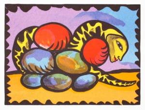Ulrica Hydman Vallien - Ormens ägg