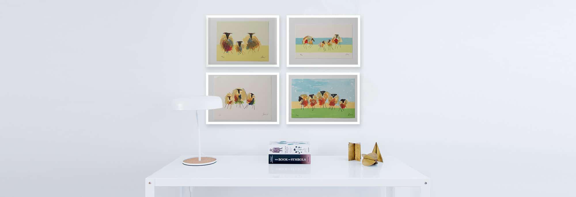 Utställningar med Anders Palmér