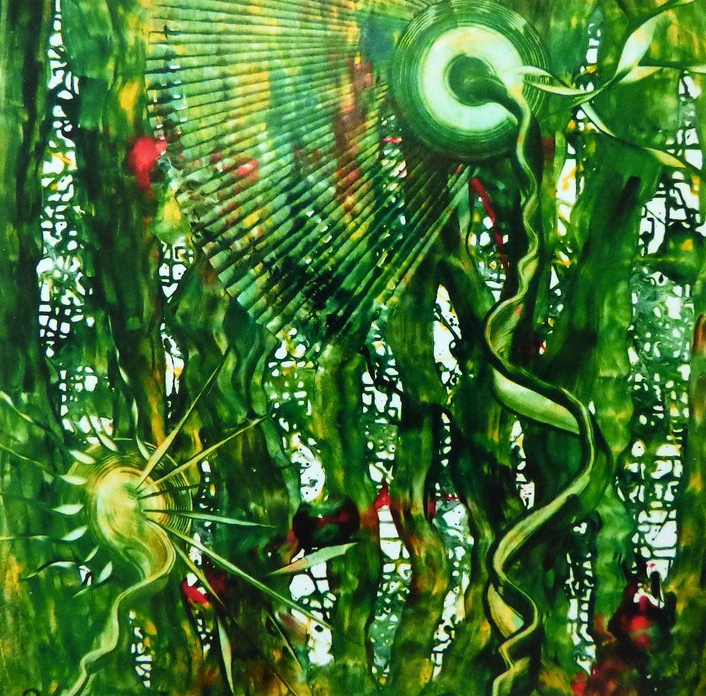 Niclas Thalberg - Oljemålning - Breaking Dawn