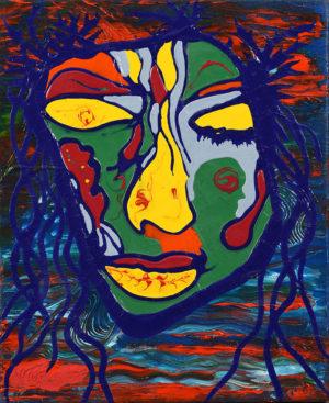 Niclas Thalberg - Blue Face