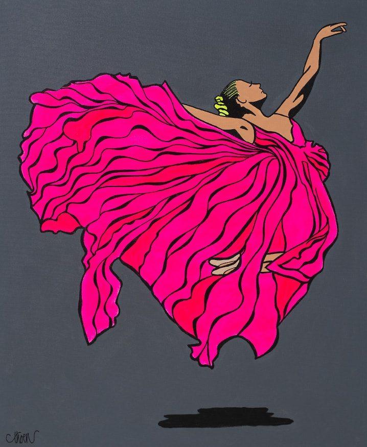 Petter Thoen - Spirit in Pink
