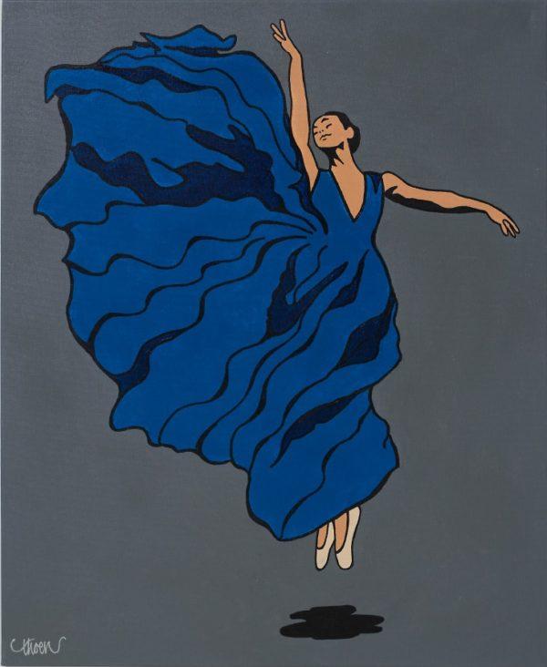 Petter Thoen - Spirit in Blue
