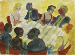 Peter Dahl - Åtta runt bordet