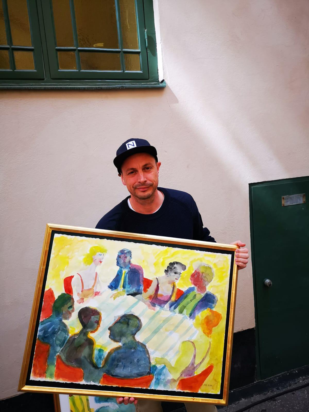 Petter köper Peter Dahl