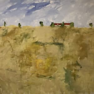Anders Palmér - Österlen sommardag
