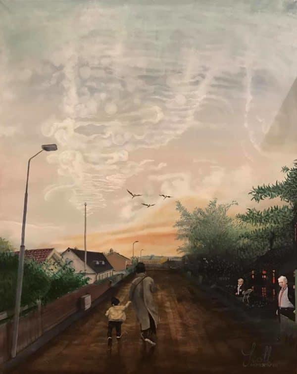 Christopher Scott - Migration