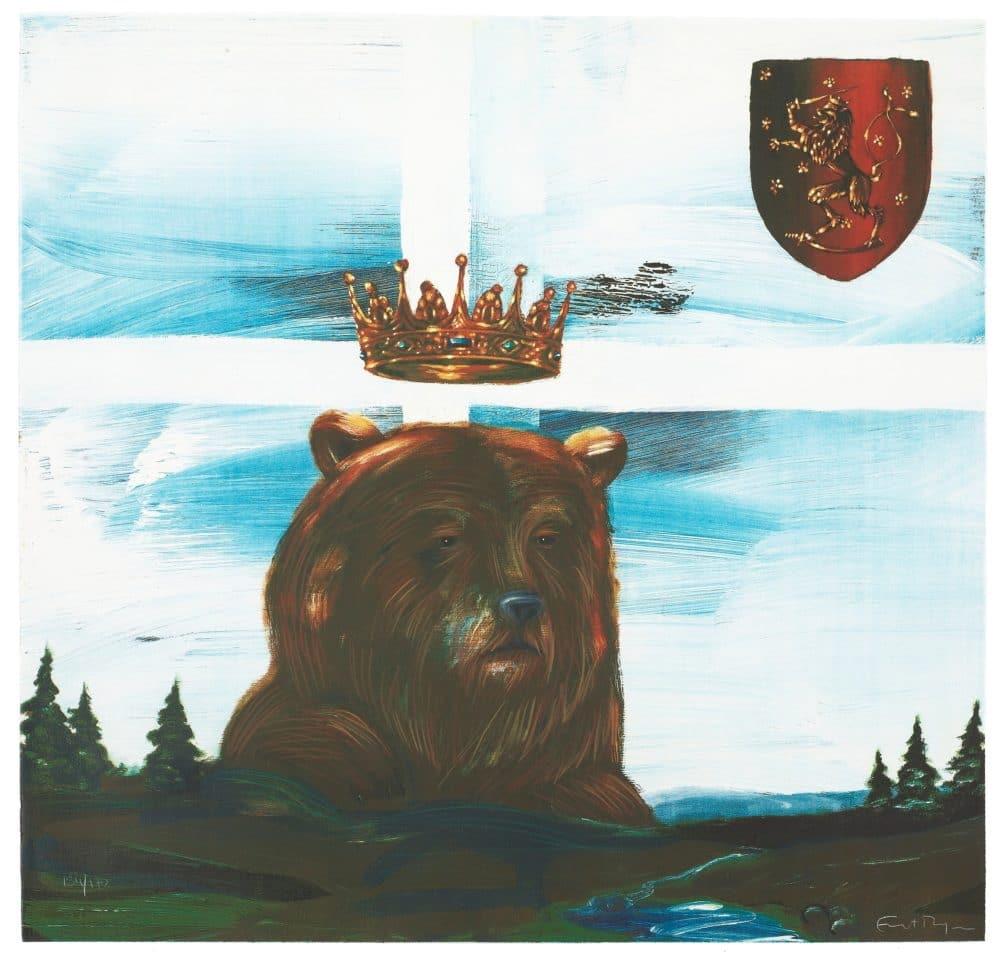 Ernst Billgren - Björnborgarnas marsch