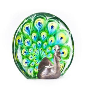Ludvig Löfgren - Peacock grön