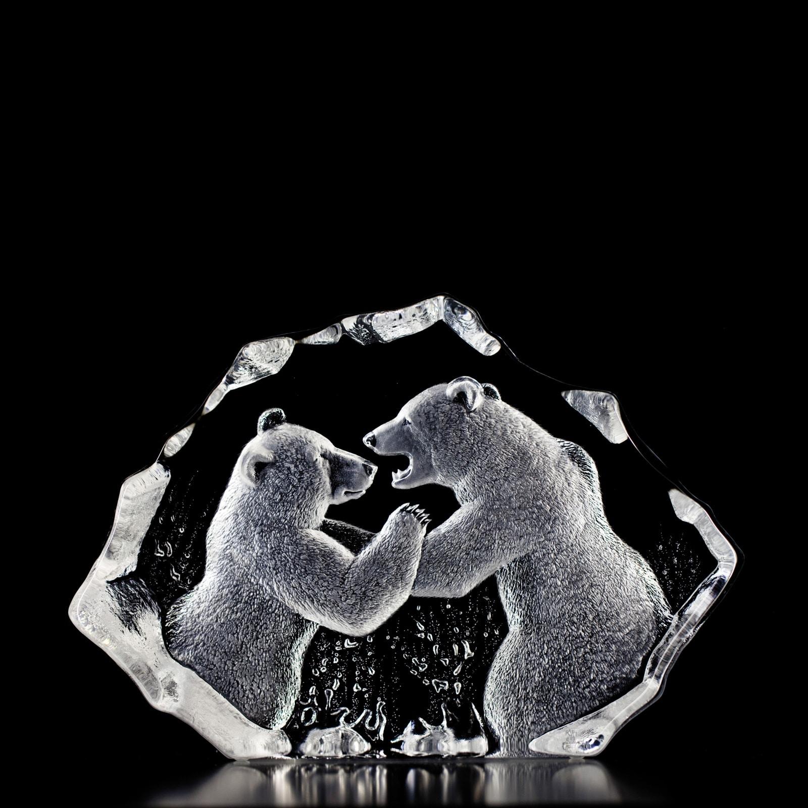 Mats Jonasson - Grizzly Bears