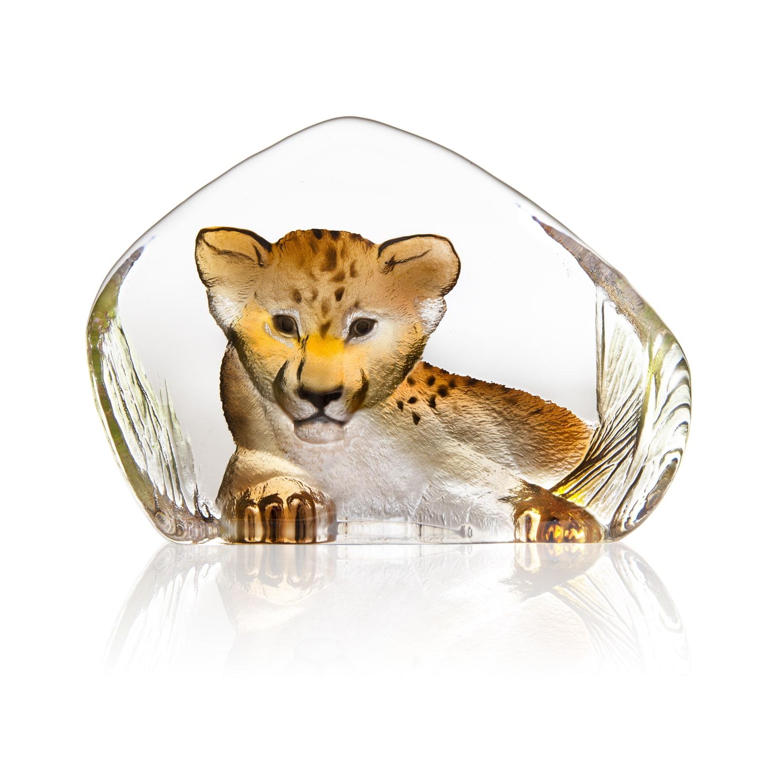 Mats Jonasson - Lion Cub