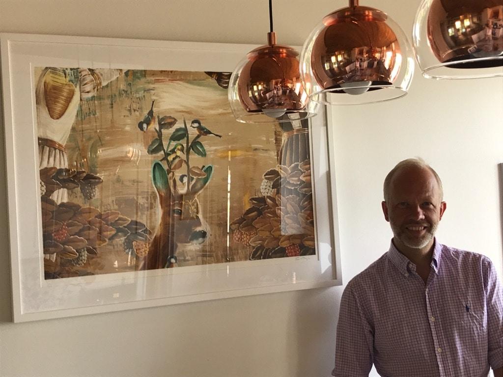 Ernst Billgren Customer Testimonial Carl-Fredrik