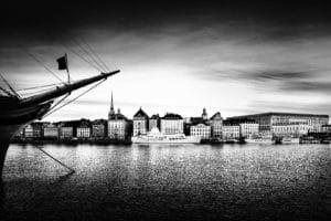 Jonny Ullström - Af Chapman vy mot Gamla stan