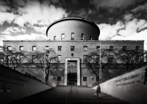Jonny Ullström - Stockholm stadsbibliotek