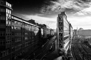 Jonny Ullström - Vy över Flat Iron Building