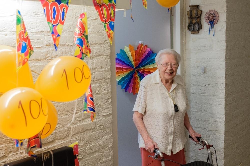 100-årspresent