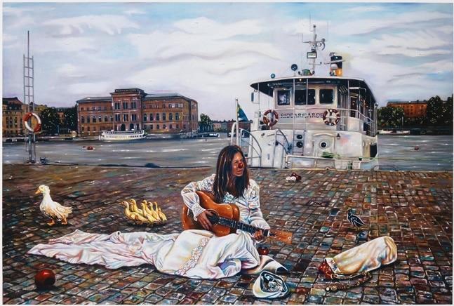 Caroline af Ugglas - Stockholm Ankeborg