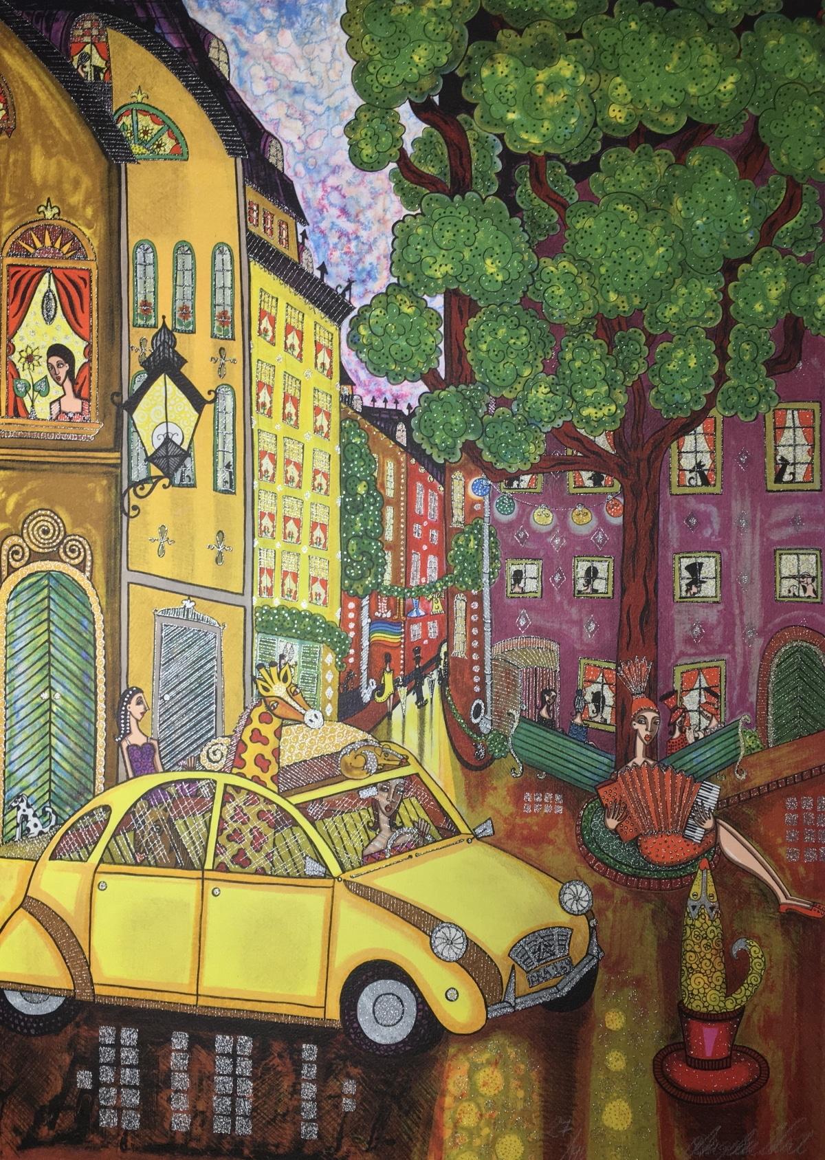 Angelica Wiik - Gamla stan