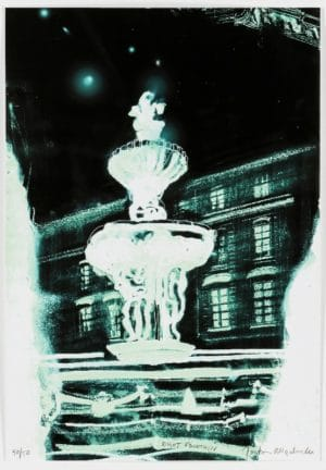 Joakim Allgulander - Night Fountain