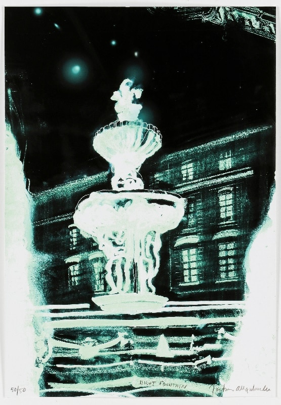 Joakim Allgulander - Night Fountain
