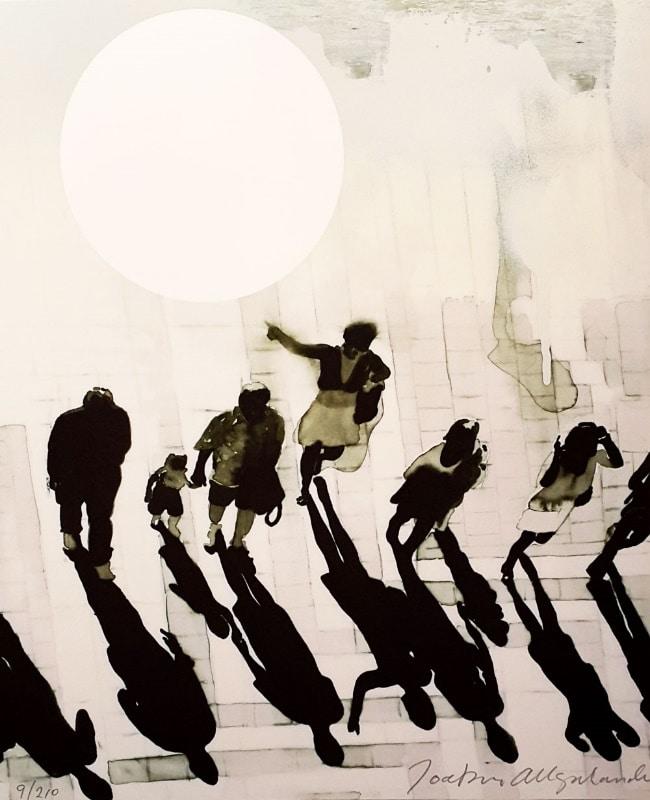 Joakim Allgulander - White Light