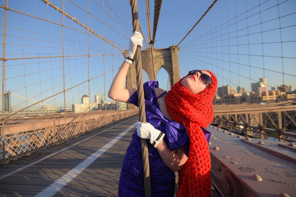 Richard Ryan - Brooklyn Bridge 1