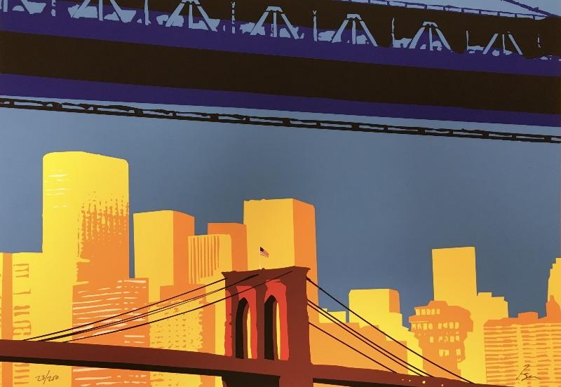 Richard Ryan - Two Bridges