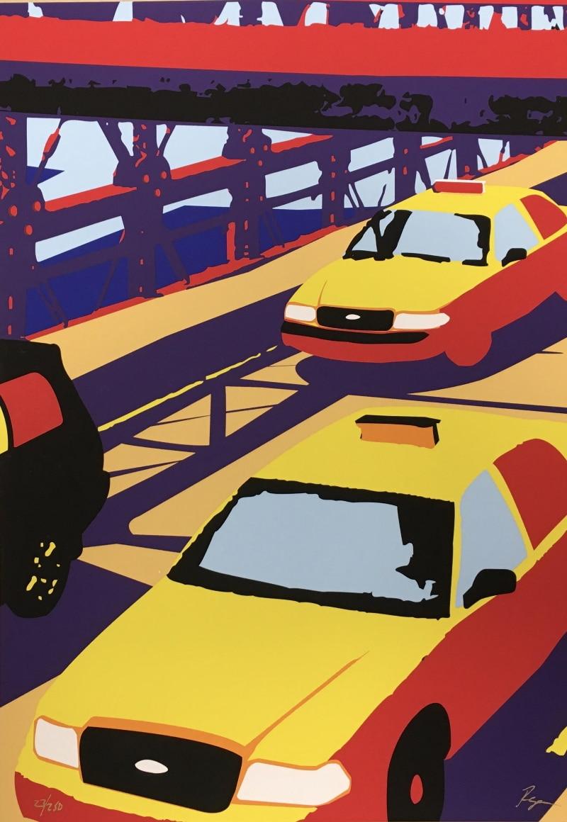 Richard Ryan - Yellow Cabs