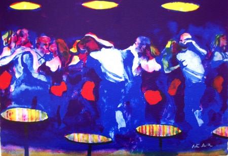 Peter Dahl - Dansscen