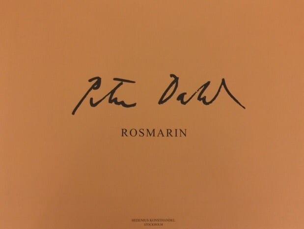Peter Dahl - Rosmarin portfölj