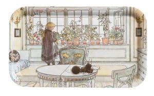Carl Larsson - Blomsterfönstret