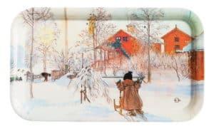Carl Larsson - Gården och brygghuset