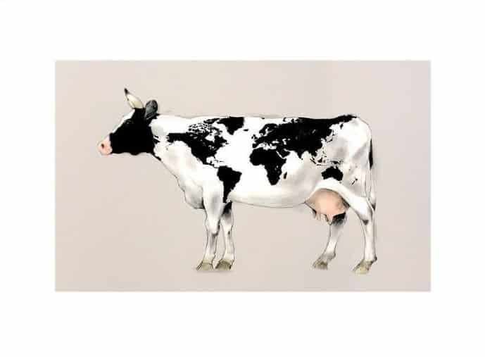 Lasse Åberg - World Cow