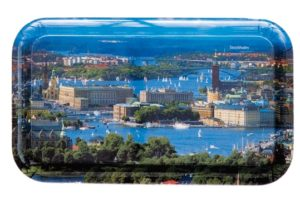 Magnus Svensson - Flygfoto över Stockholm