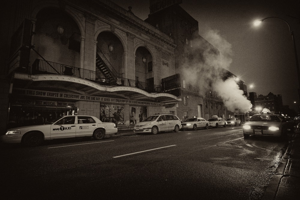 Per Mikaelsson - New York Back Street