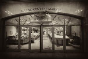 Per Mikaelsson - Printboard Grand Central Market