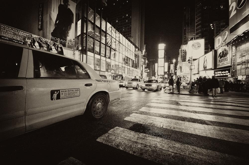 Per Mikaelsson - Taxi Times Square