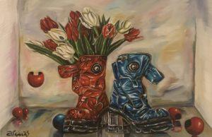 Caroline af Ugglas - Blomsterkangor