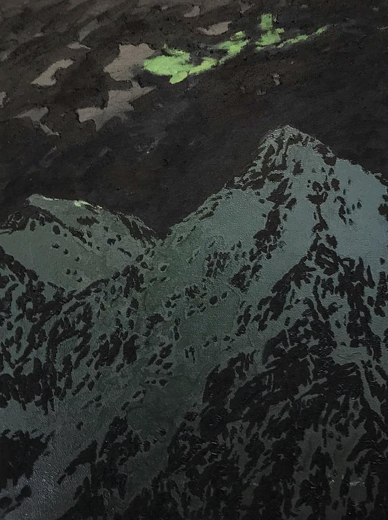 Joakim Allgulander - Night Mountain