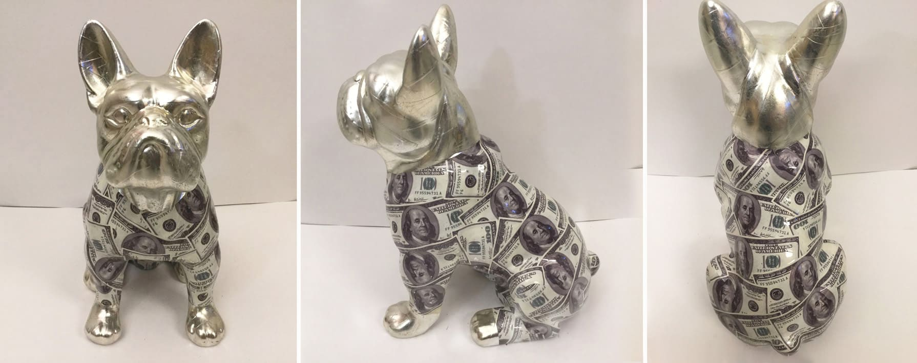 Ewa Sibilska - Silver Dollar Dog