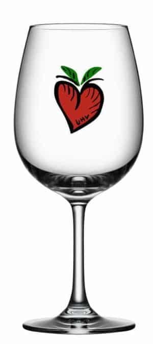 Ulrica Hydman Vallien - Friendship Wine Hearts
