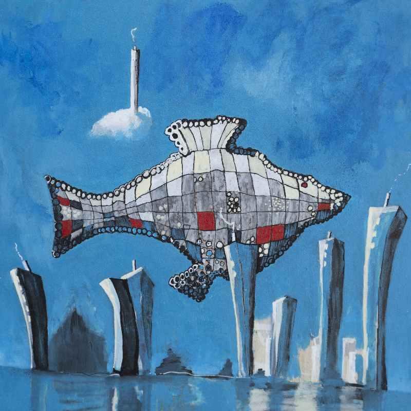 Per Nylen - A big fish in Flarken city today