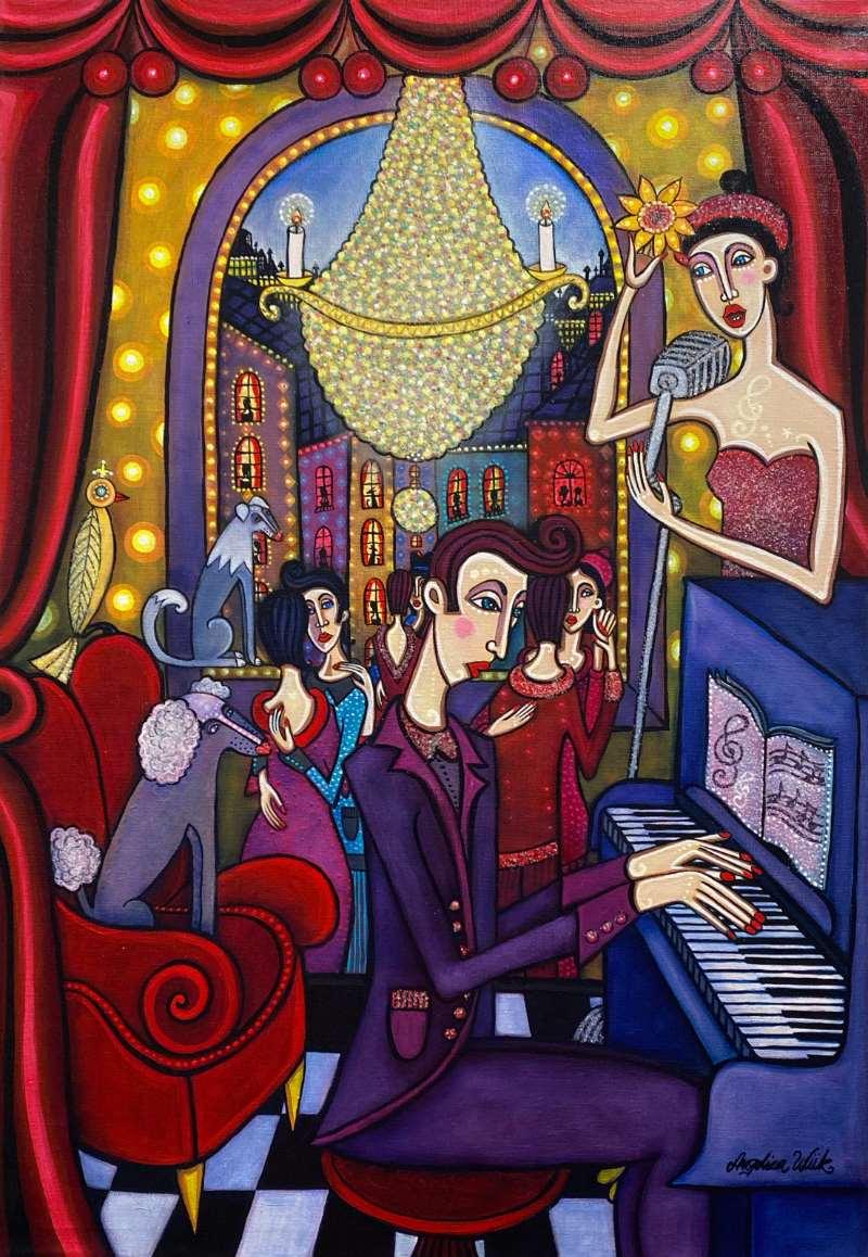 Angelica Wiik Pianobar