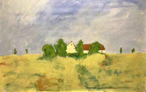 Anders Palmér - Vägen till gården