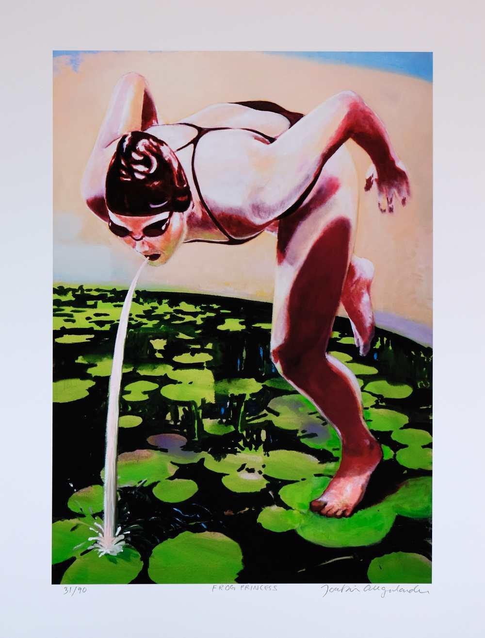 Joakim Allgulander - Frog Princess