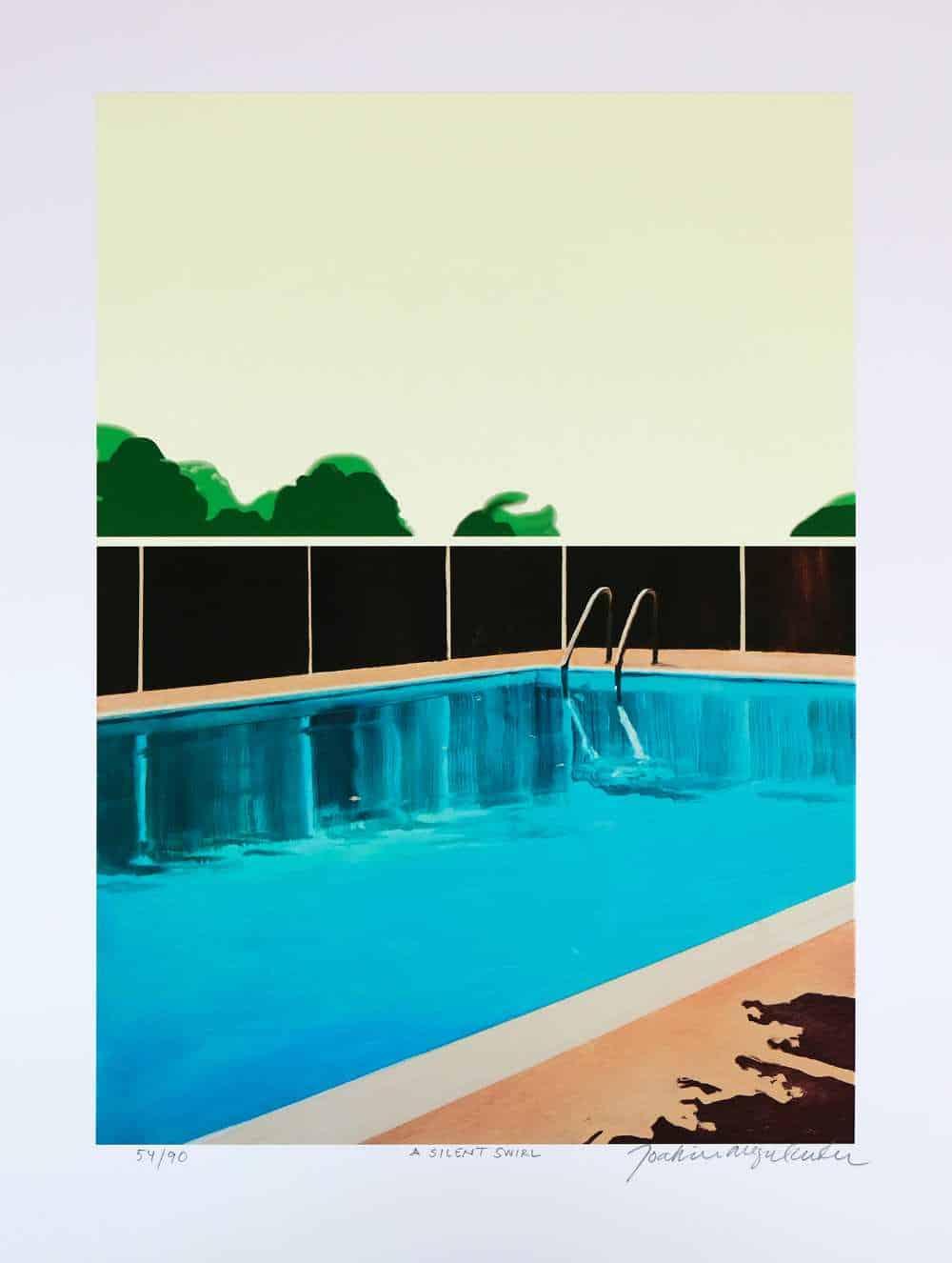 Joakim Allgulander - A Silent Swirl