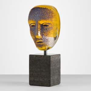 Bertil Vallien - Brains on stone - Flora