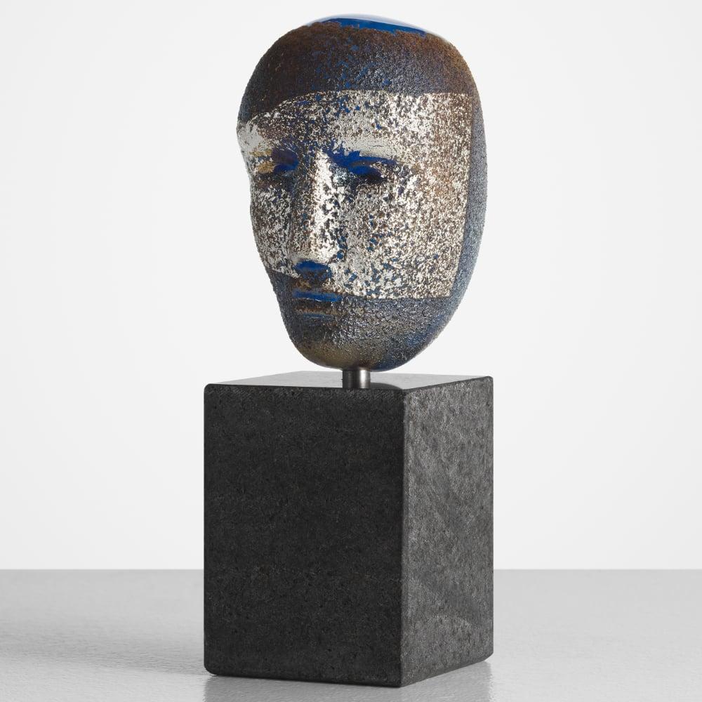Bertil Vallien - Brains on Stone - Freja