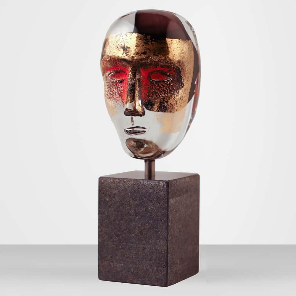 Bertil Vallien - Brains on Stone - Hefaistos